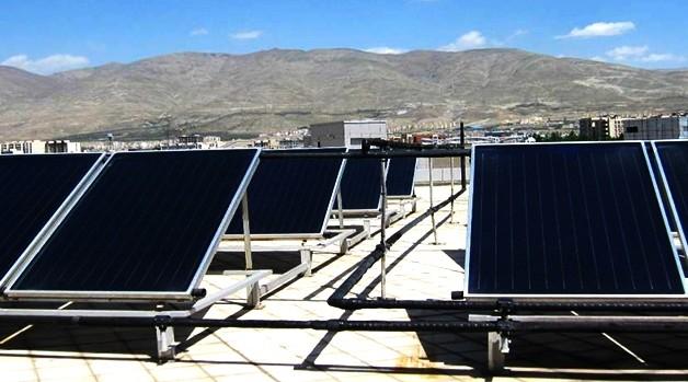سامانه های حرارتی خورشیدی متمرکز