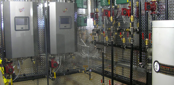 عیب یابی سیستم گرمایشی